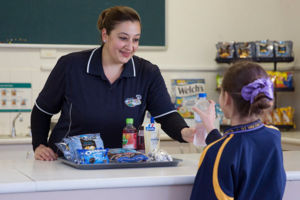 St Vincent's Catholic Primary School Ashfield Canteen
