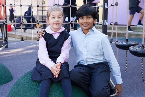 St Vincent's Catholic Primary School Ashfield Student Wellbeing